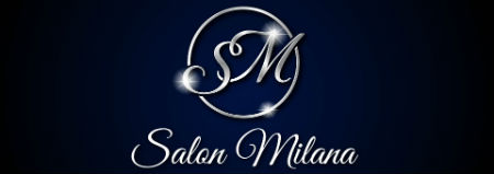 Salon Milana Logo