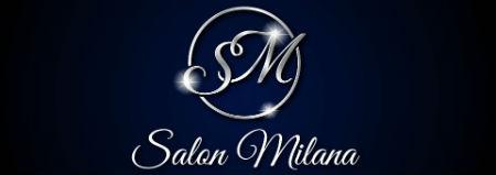 Salon Milana Logo